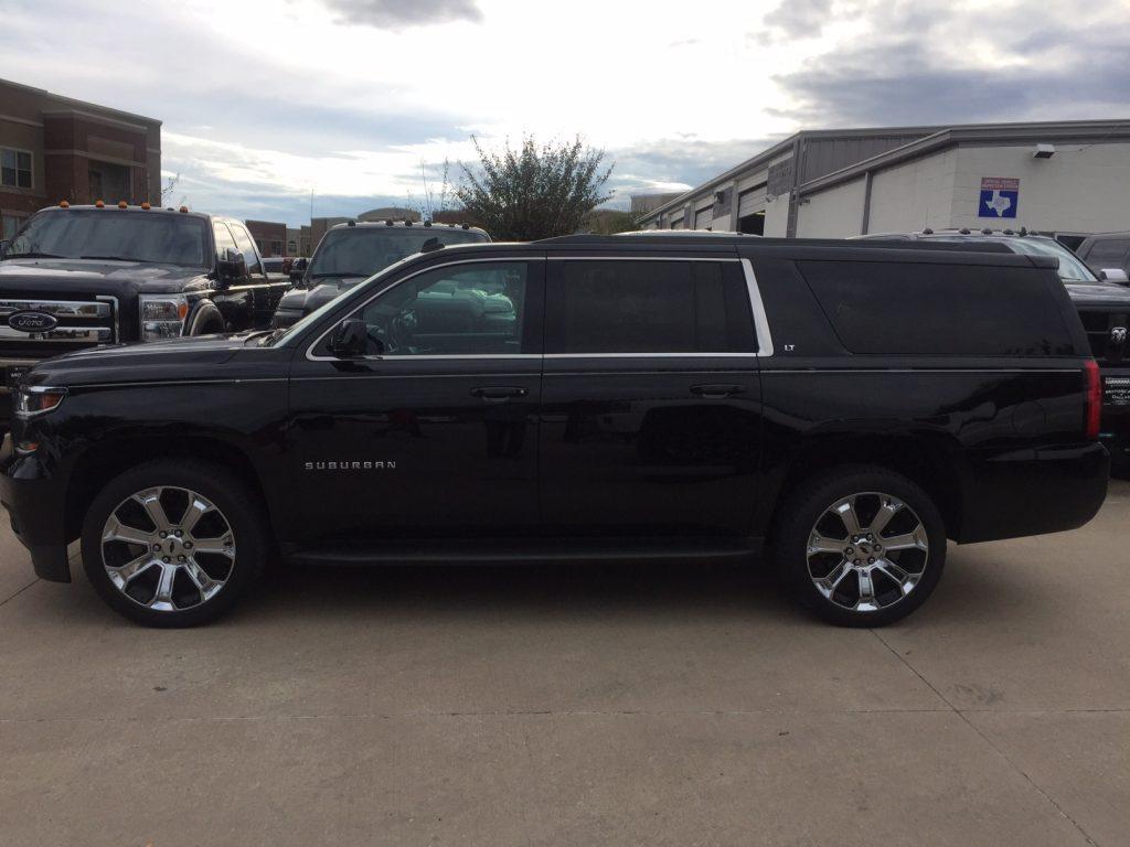 SUV To Dallas Love Field