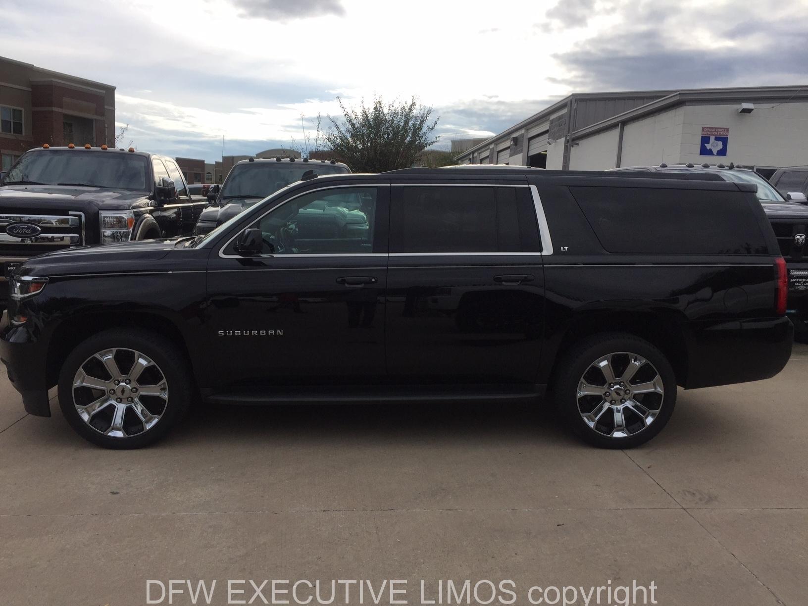 Executive Car Services Dallas