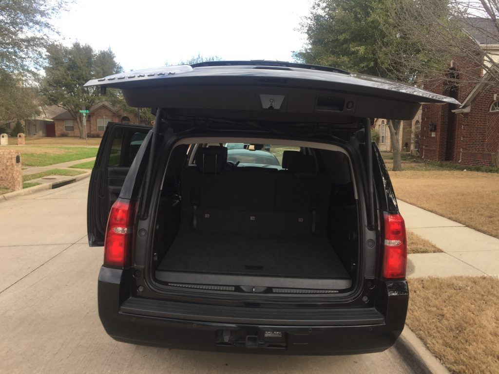 SUV To DFW Airport