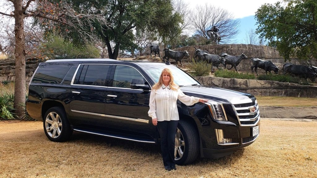 SUV Luxury Transportation DFW