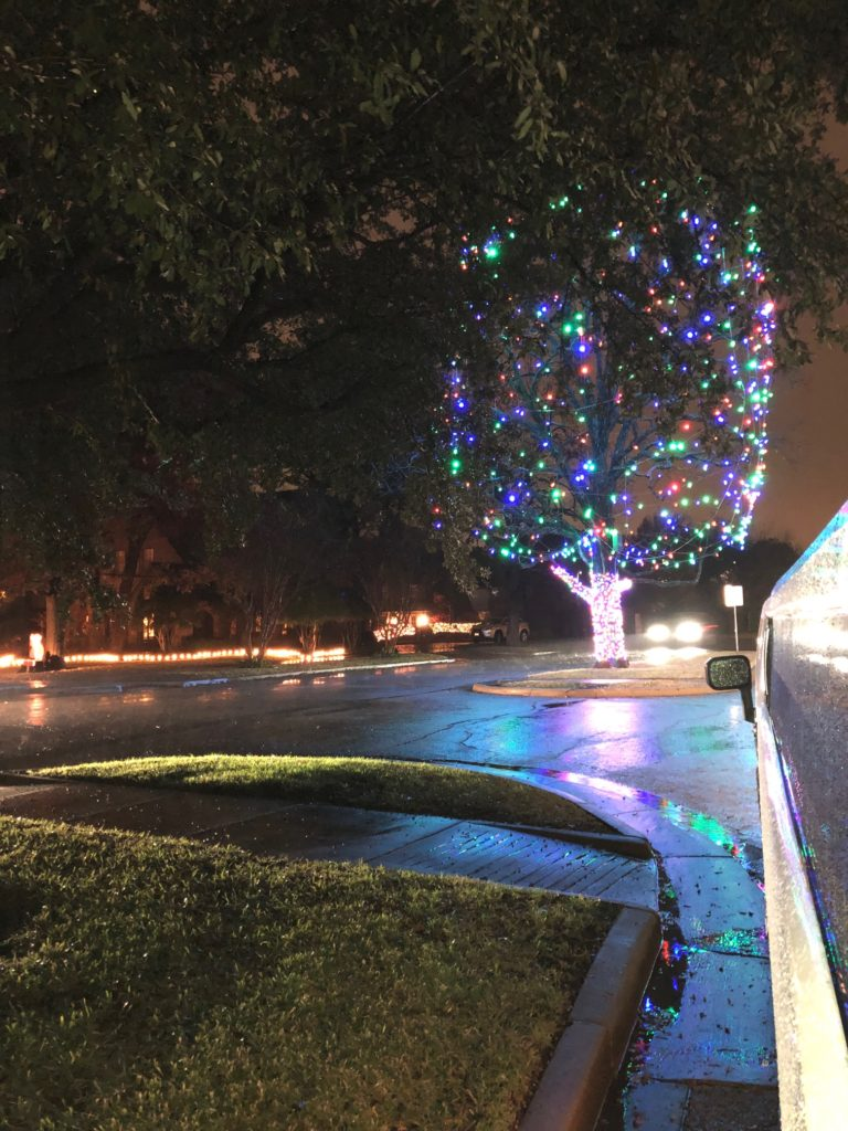 Christmas Lights Shows In Highland Park.