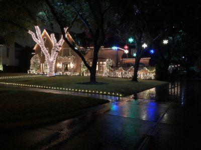 Fort Worth Christmas Lights Limo Tours