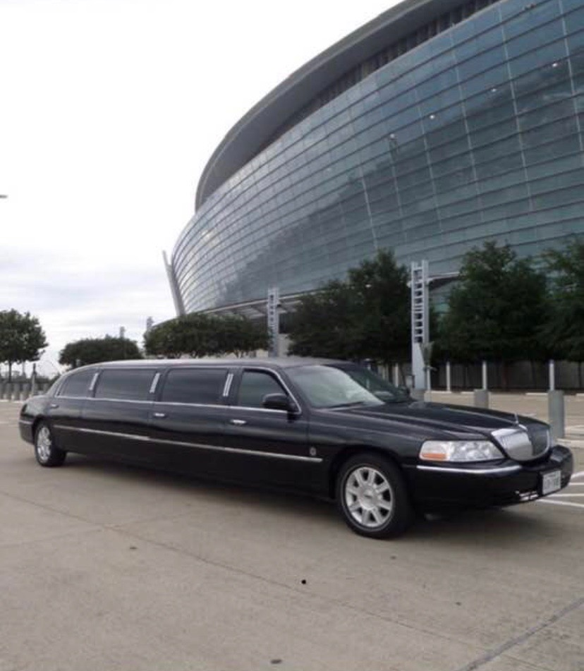 Corporate Stretch limo Dallas