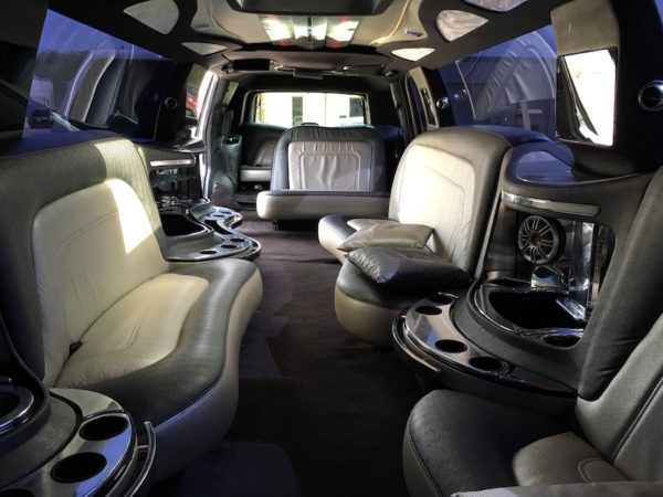 Hummer Limo Rental Dallas 18 seater