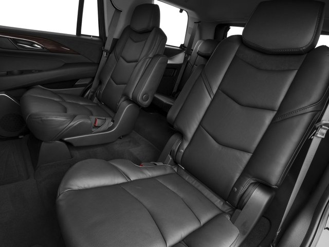 SUV Luxury Transportation DFW Interior