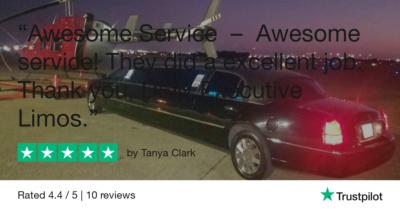 DFW Executive Limo Reviews